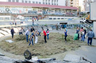 Старинный велотрек в Киеве вернут в собственность города