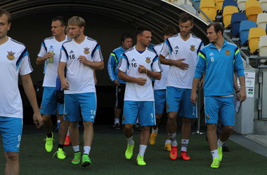 Как сборная Украины готовится к старту отбора Евро-2016