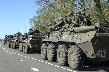 Российские войска укрепляют позиции на границе с Украиной – СНБО