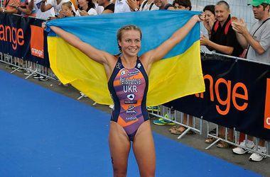 Украинка стала победительницей этапа Кубка Европы по триатлону