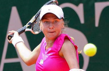 Людмила Киченок вышла во второй раунд турнира в Ташкенте