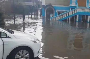 Ростов-на-Дону уходит под воду из-за мощного ливня