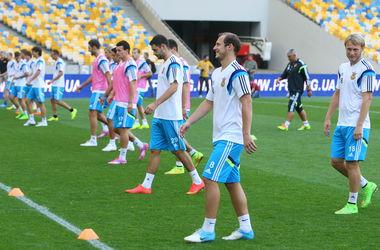 Где смотреть матч Украина - Словакия