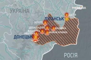 Российские диверсанты обстреливают позиции террористов под видом украинских военных - СНБО
