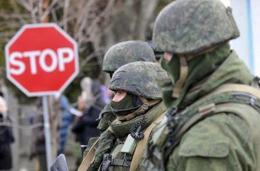 Российские войска в Крыму проводят перегруппировку – СНБО