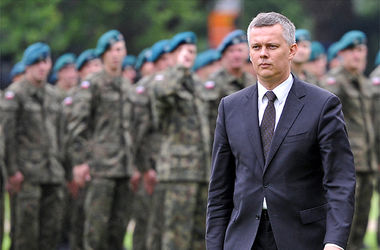 Польша готова продавать оружие Украине – польский глава Минобороны