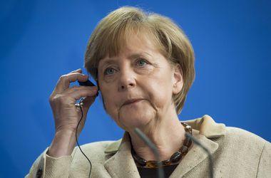 Меркель назвала условие снятия санкций в отношении России