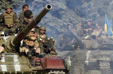 В СНБО признали, что 100 км украинско-российской границы контролируют боевики
