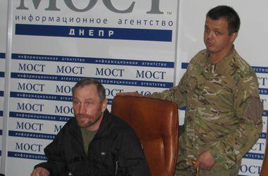 Освобожденный из плена украинский доброволец: Нас унижали, но не били