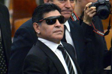 Марадона устроил драку в Хорватии из-за бывшего зятя