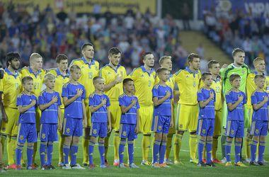 Молодежная сборная Украины будет несеяной при жеребьевке плей-офф Евро-2015
