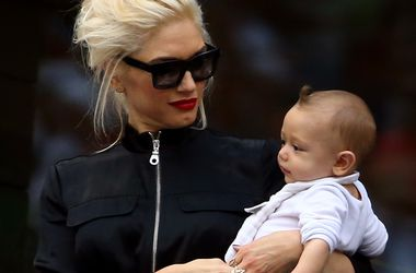 Гвен Стефани сообщила Гэвину Россдейлу о третьей беременности по электронной почте