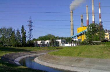 Змиевская ТЭС остановила работу из-за дефицита угля