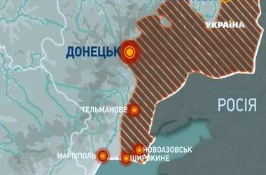 Террористы захватили новые территории на востоке Украины – СНБО