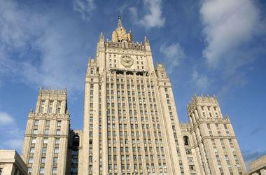 В МИД РФ считают, что новые санкции ЕС представляют собой выбор против мирного процесса в Украине