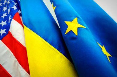 Жители ЕС и США готовы поддерживать Украину (Инфографика)
