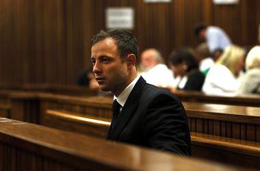 Писториус признан виновным в убийстве своей подруги Ревы Стенкамп