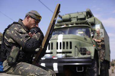 Россия прекратила вывод войск из Украины - СНБО