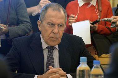 Новые санкции против РФ подрывают мирный процесс в Украине – Лавров