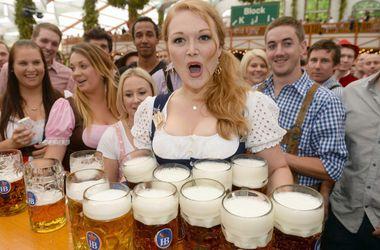 20 сентября стартует самый пивной праздник - Октоберфест