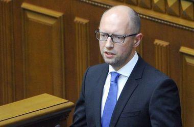 Яценюк обсудил с президентом Еврокомиссии имплементацию Соглашения об ассоциации