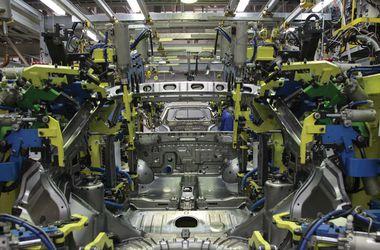 Производство легковых автомобилей в Украине упало в 28 раз