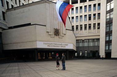 """Чубаров поблагодарил крымчан  за """"выборы"""""""