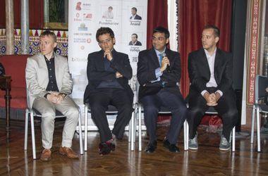 Пономарев проиграл Ананду на старте шахматного турнира в Бильбао