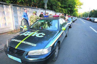 Гаишники-добровольцы рассказали, чем занимались в зоне АТО