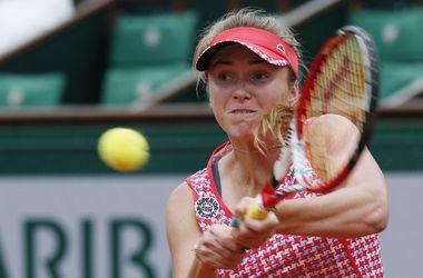 Элина Свитолина вышла во второй круг турнира в Японии