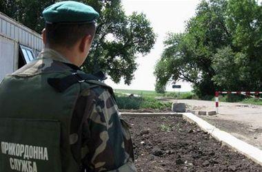 Харьковские пограничники устроили погоню со стрельбой за тремя авто контрабандистов