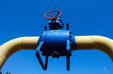 Россия заметно сократила транзит газа через Украину