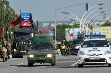 В Луганске террористы постоянно устраивают провокации