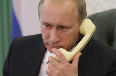 Путин провел переговоры с Меркель и Баррозу по ситуации в Украине
