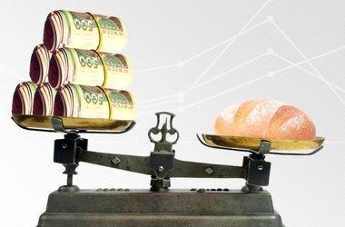 Девальвация в Украине ударила по ценам на продукты