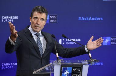 Расмусcен рассказал об отношениях НАТО и России