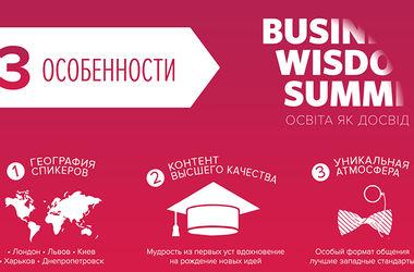Почему стоит посетить Business Wisdom Summit