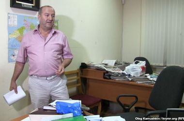 При обыск в здании Меджлиса, который длился около 11 часов, изъяты личные вещи Джемилева