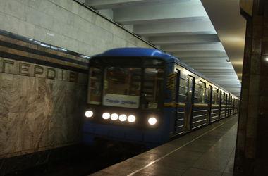 В киевском метро могут закрыть центральные станции из-за футбола