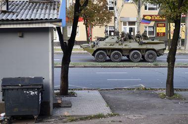 Разведка зафиксировала перемещение боевиков в районе Красного Луча и  Дебальцево – СНБО