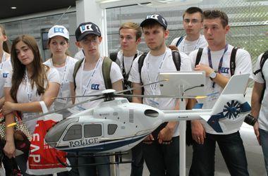 Украинские студенты-авиаторы получат шанс отправиться в Париж