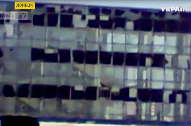 """Террористы обстреляли из """"Градов"""" поселок в Донецкой области"""