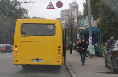 В Киеве выбирают новые маршрутки