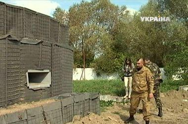 Во Львове начали изготовлять мобильные блокпосты для бойцов АТО