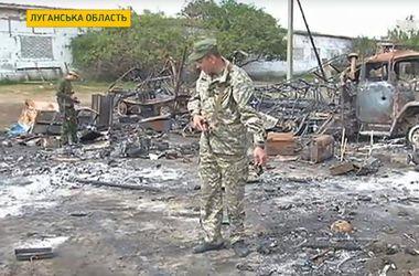 Как будут защищать поселок Новоайдар в Луганской области