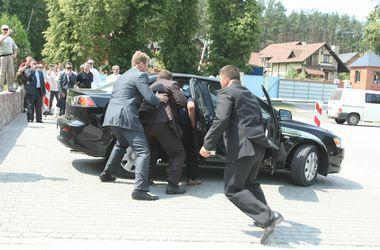 Телохранители украинской элиты отправились в зону АТО