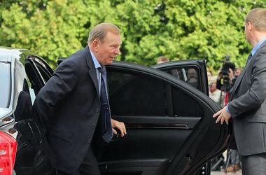 Контактная группа по Донбассу завтра снова соберется в Минске – Кучма