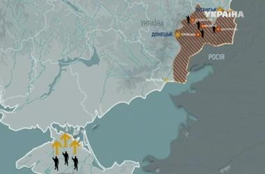 Боевики в зоне АТО начали передислокацию