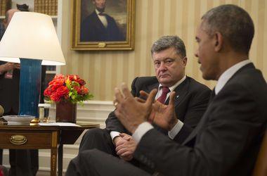 Порошенко встретился с Обамой: о чем говорили президенты