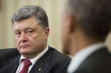 """Реакция США после визита Порошенко: мир """"дипломатическим путем"""" и отказ дать статус основного союзника вне НАТО"""